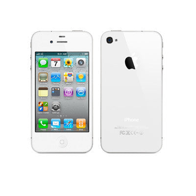iPhone 4s 16gb White (Sprint) Used Smartphone (1219)
