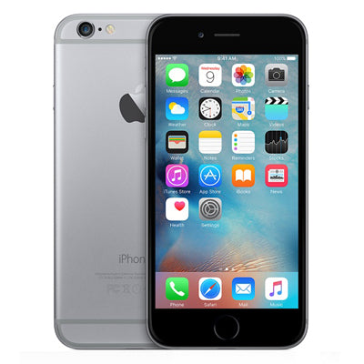 Unlocked iPhone 6 16gb Space Gray (Special Order)