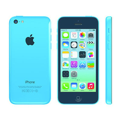 iPhone 5c 8gb Blue (Verizon/Unlocked) Used Smartphone (2546)