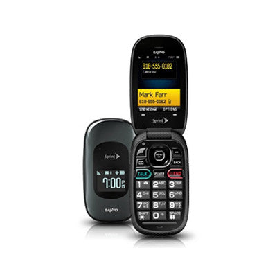 Sanyo Vero Used Sprint Flip Phone (D727)