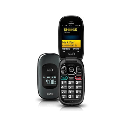 Sanyo Vero Used Sprint Flip Phone (D8B4)