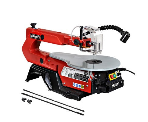 "16"" 120W Scroll Saw Blades Variable Speed Saws Electric Lamps Scrollsaw"