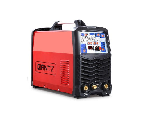 AC DC Inverter Welder TIG MMA Stick Welding Machine Pulse Function 220Amp