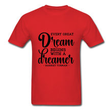 Load image into Gallery viewer, Beautiful Dreamer - red