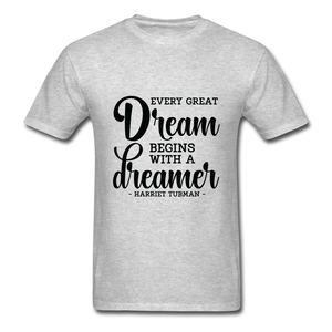 Beautiful Dreamer - heather gray