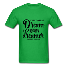 Load image into Gallery viewer, Beautiful Dreamer - bright green