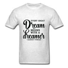 Load image into Gallery viewer, Beautiful Dreamer - light heather gray