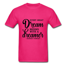 Load image into Gallery viewer, Beautiful Dreamer - fuchsia