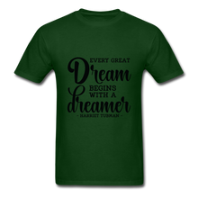 Load image into Gallery viewer, Beautiful Dreamer - forest green
