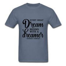 Load image into Gallery viewer, Beautiful Dreamer - denim