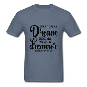 Beautiful Dreamer - denim