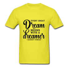 Load image into Gallery viewer, Beautiful Dreamer - yellow