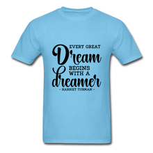 Load image into Gallery viewer, Beautiful Dreamer - aquatic blue
