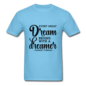 Beautiful Dreamer - aquatic blue