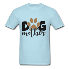 Load image into Gallery viewer, Dog Mom - powder blue
