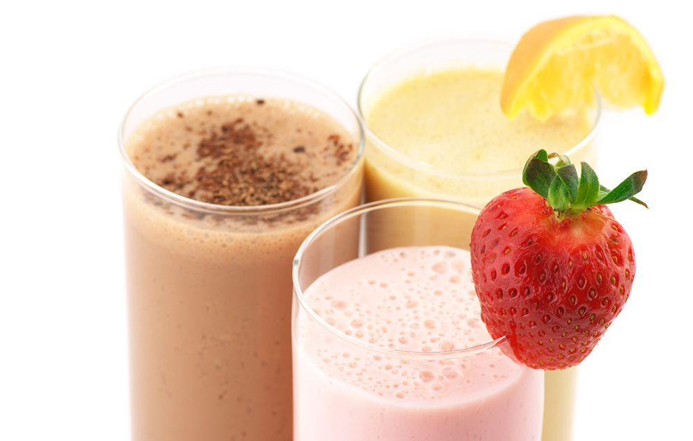 Over post recovery shakes? Try these 3 options instead
