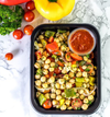 Chickpea Salad - Muscle Fuel
