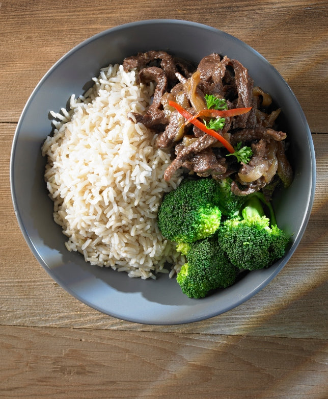 Honey Soy Beef - Muscle Fuel