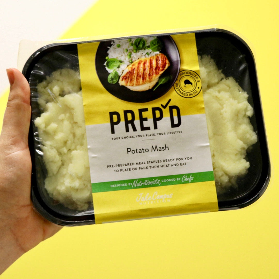 Prep'd Garlic Potato Mash - Muscle Fuel