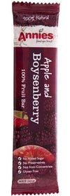 Annies Apple and Boysenberry Fruit Bar - Muscle Fuel