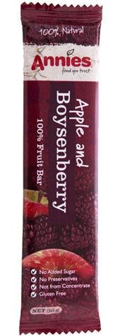 Annies Apple and Boysenberry Fruit Bar