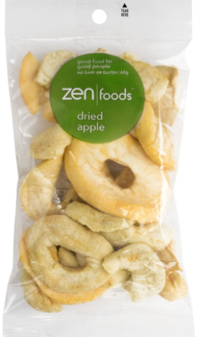 ZEN Foods Dried Apple