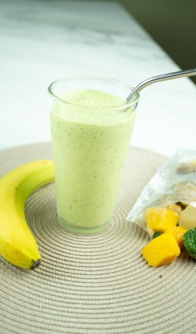 Serious Smoothies - BOOSTER - Muscle Fuel