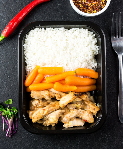 Chilli Lime Chicken - Muscle Fuel