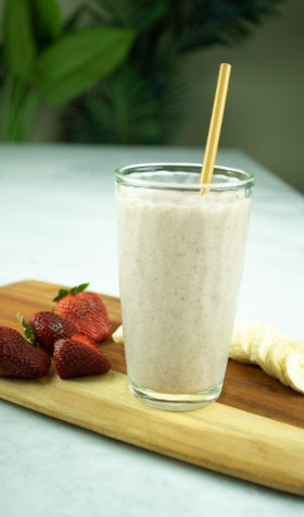 Serious Smoothies - CHOC STRAWBERRY - Muscle Fuel
