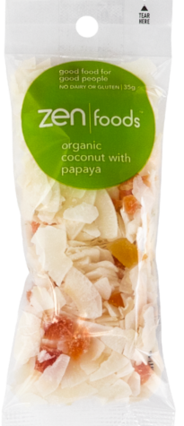 ZEN Foods Coconut & Papaya