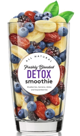 Serious Smoothies - DETOX - Muscle Fuel
