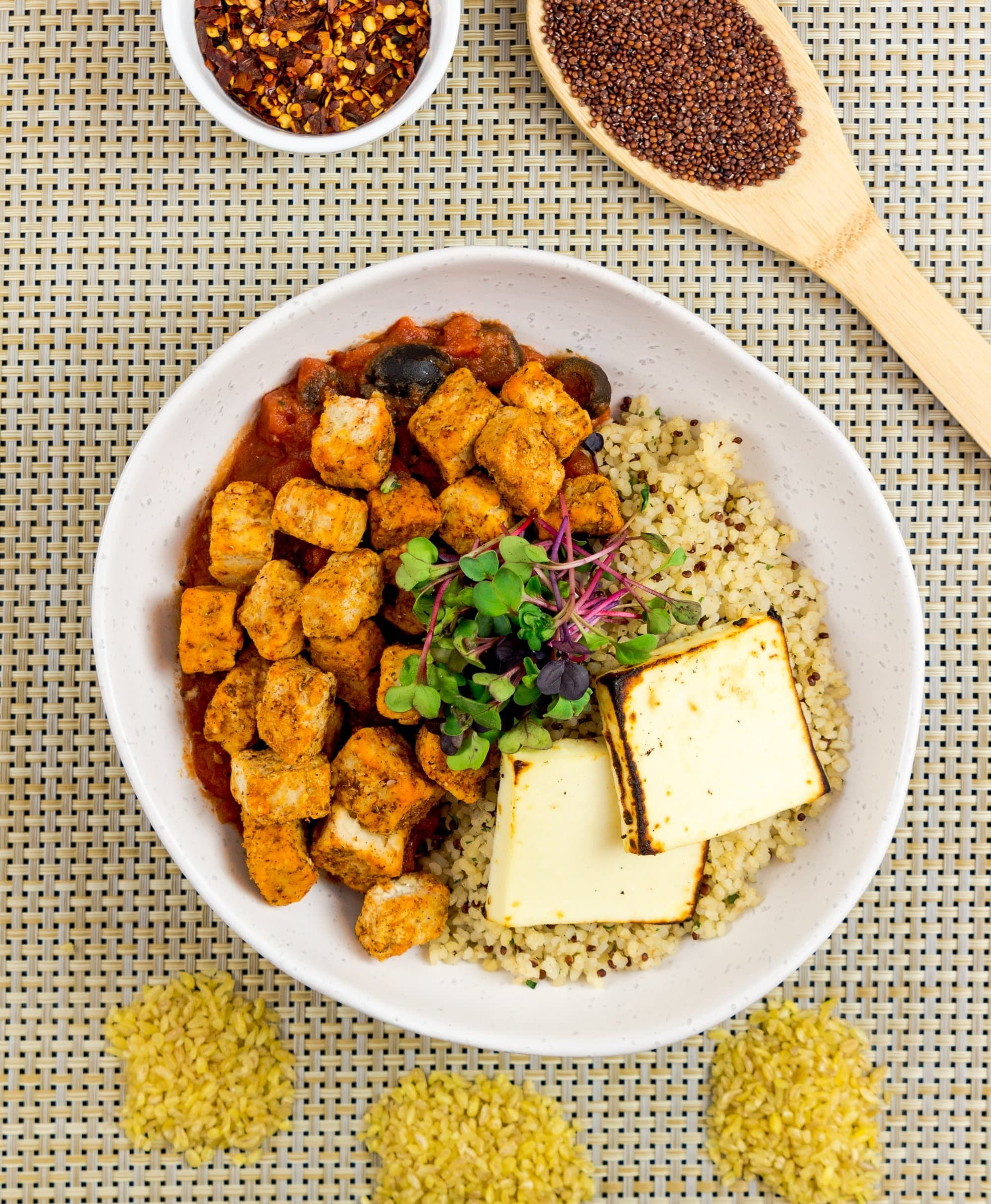 Dukkah Quorn - NEW! - Muscle Fuel