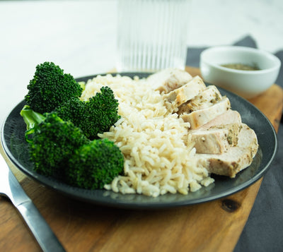 OG Chicken Breast and Brown Rice - Muscle Fuel