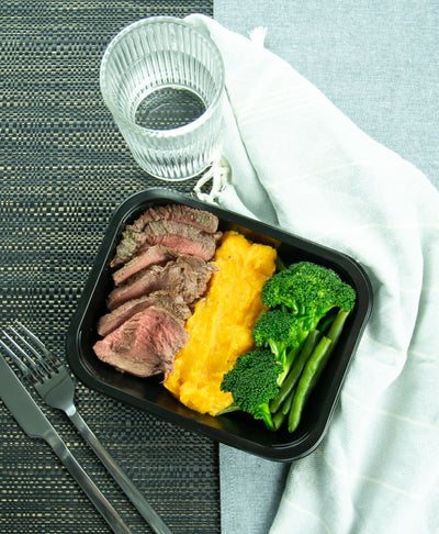 OG Steak and Pumpkin - Muscle Fuel