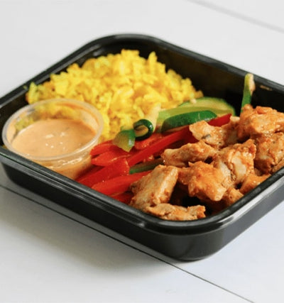Peri Peri Chicken - Muscle Fuel