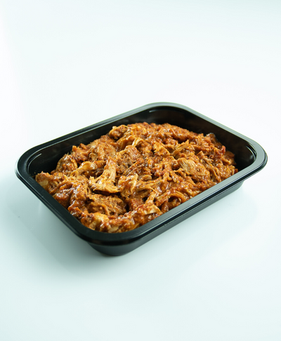 Prep'd Pulled Pork - Muscle Fuel