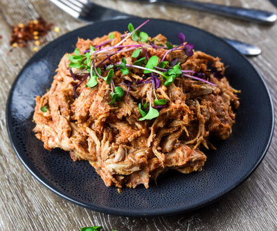 Pulled Pork - Muscle Fuel