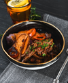 Smokey Pulled Beef - Muscle Fuel