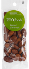 ZEN Foods Tamari Almonds - Muscle Fuel