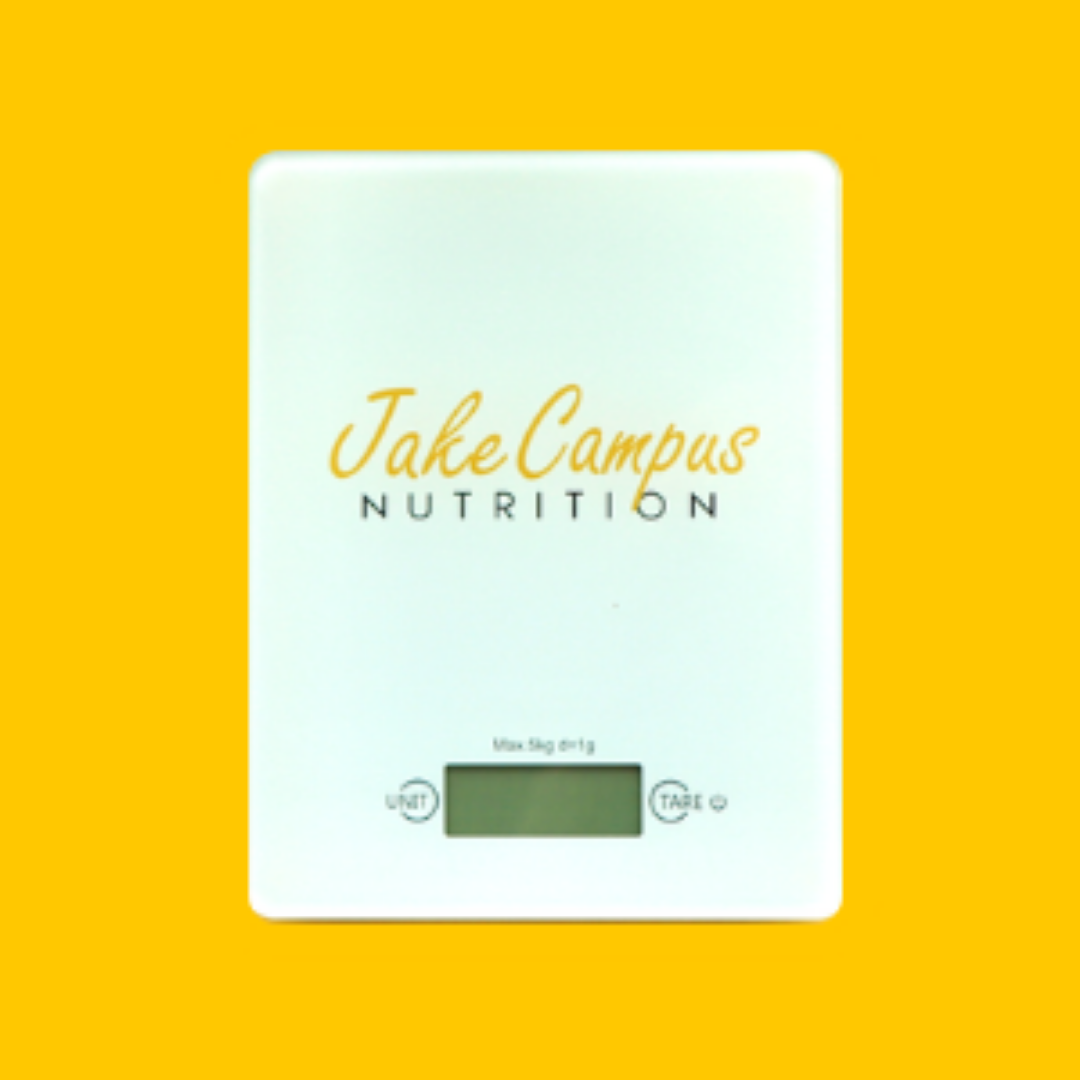 JCN Kitchen Scales - Muscle Fuel