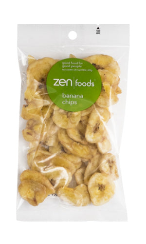 ZEN Foods Banana Chips