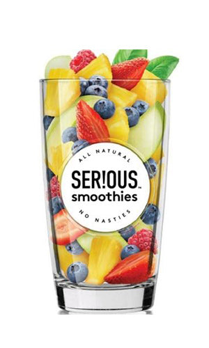 Serious Smoothies - BODYGUARD