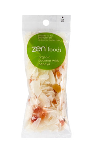 ZEN Foods Coconut & Papaya - Muscle Fuel