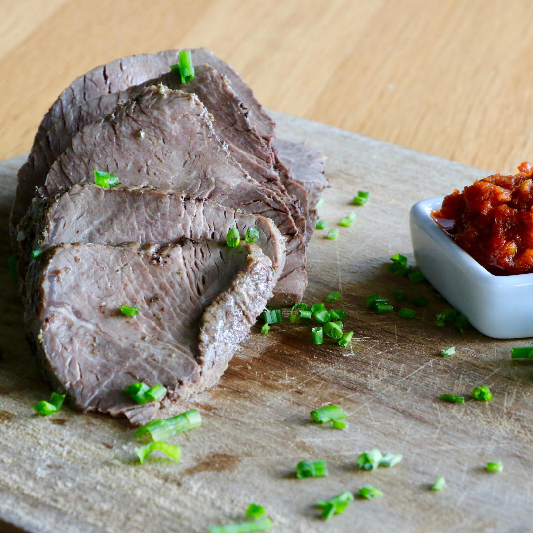 Prep'd Sliced Beef Rump - Muscle Fuel