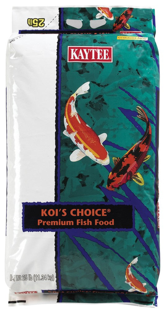 Kaytee Koi Choice Fish Food 25lb