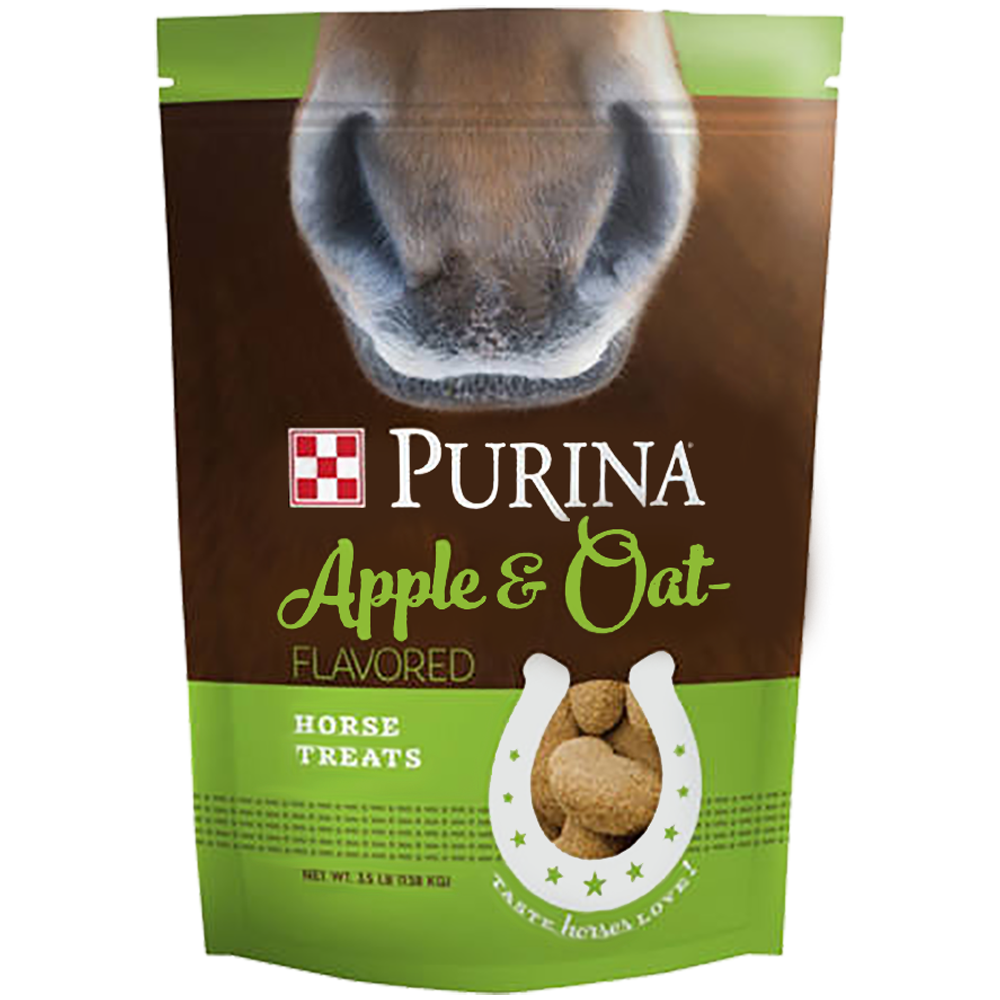 Purina Apple & Oat Horse Treats 3.5lb