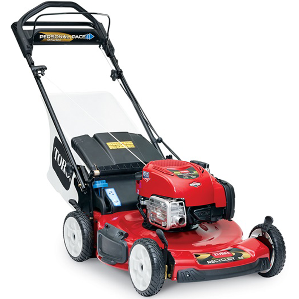 "Toro 22"" Personal Pace Self-Propelled Lawn Mower 20332"