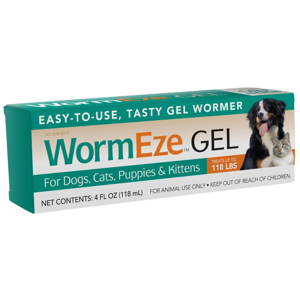 WormEze Gel Dog & Cat 4oz