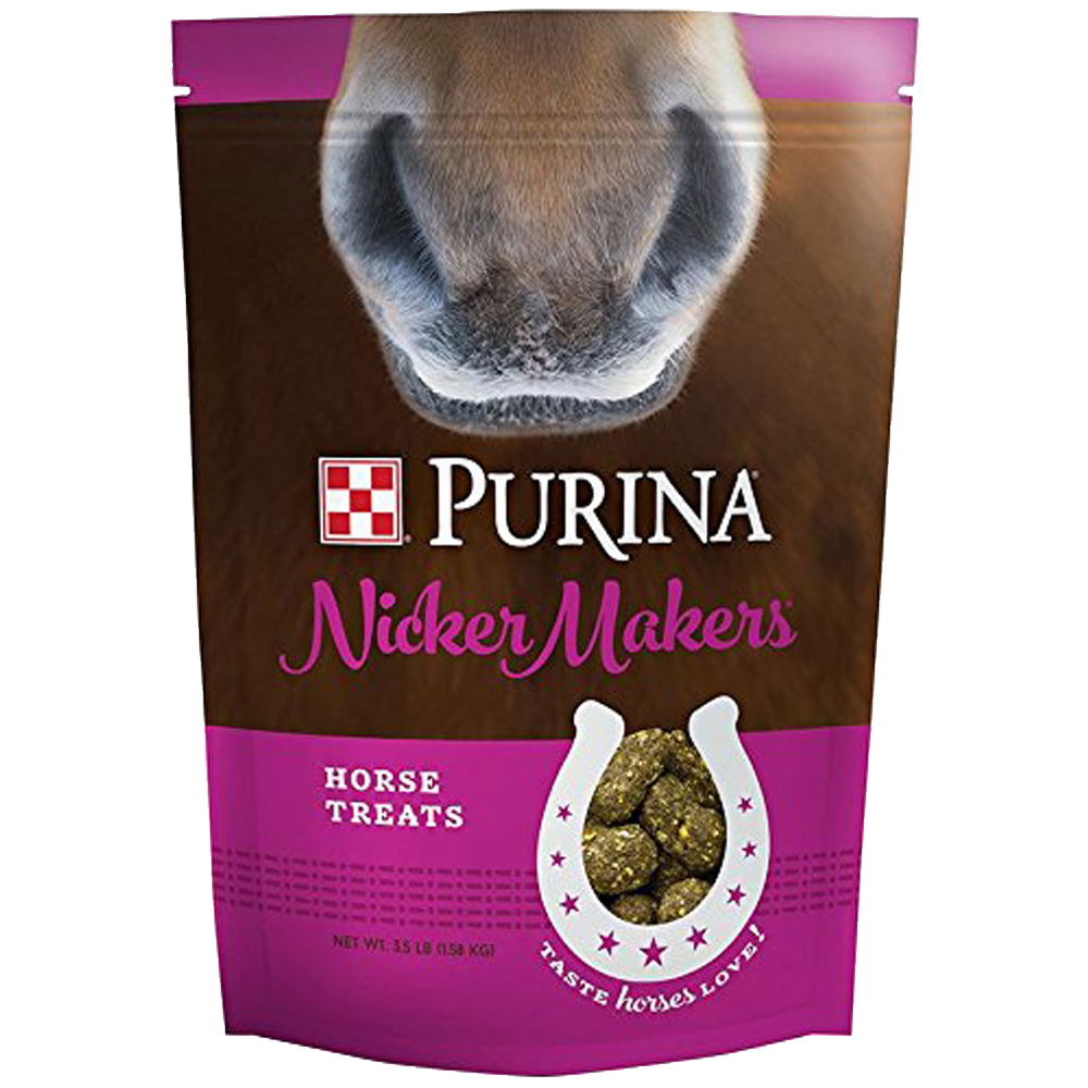 Purina Nicker Makers Horse Treats 3.5lb