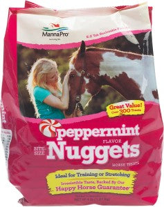 Peppermint Nugget Horse Treats 4lb